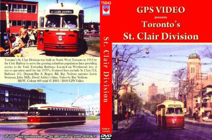 TSD42 - Toronto's St. Clair Divison